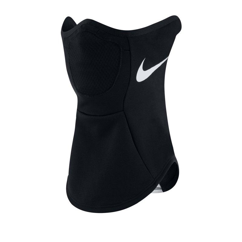 Nike Strike Soccer Snood Neckwarmer Gesichtsmaske Schwarz F013 - schwarz