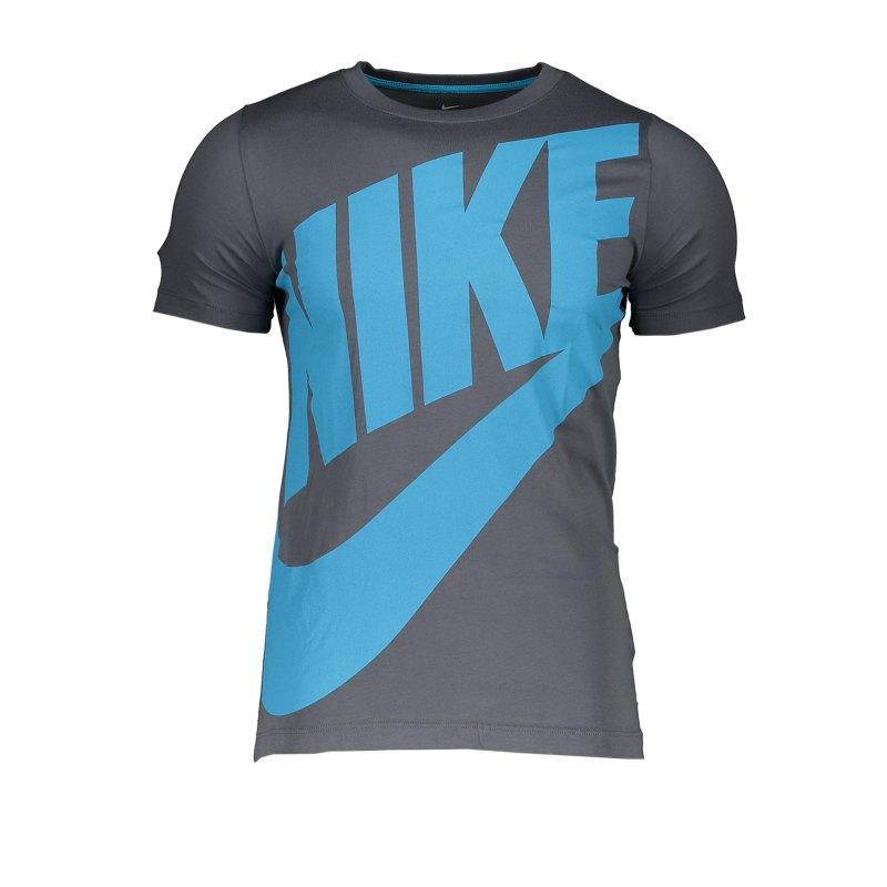 Nike Tottenham Hotspur Shirt kurzarm Kids F026 - grau