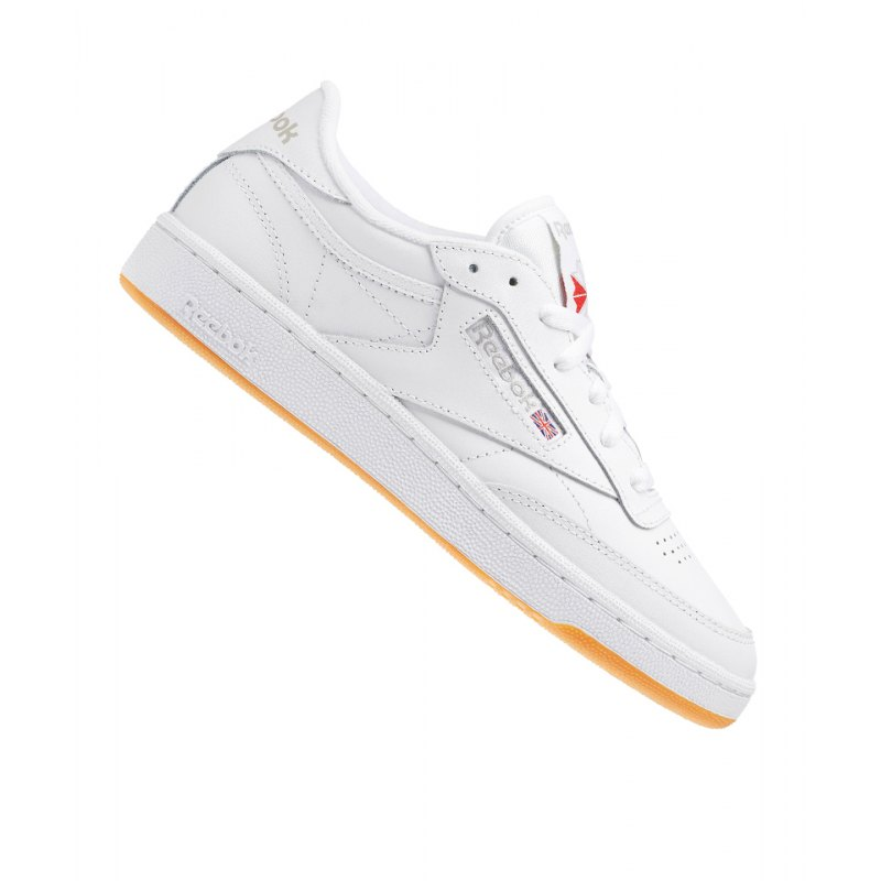 Reebok Club C 85 Sneaker Damen Weiss - weiss