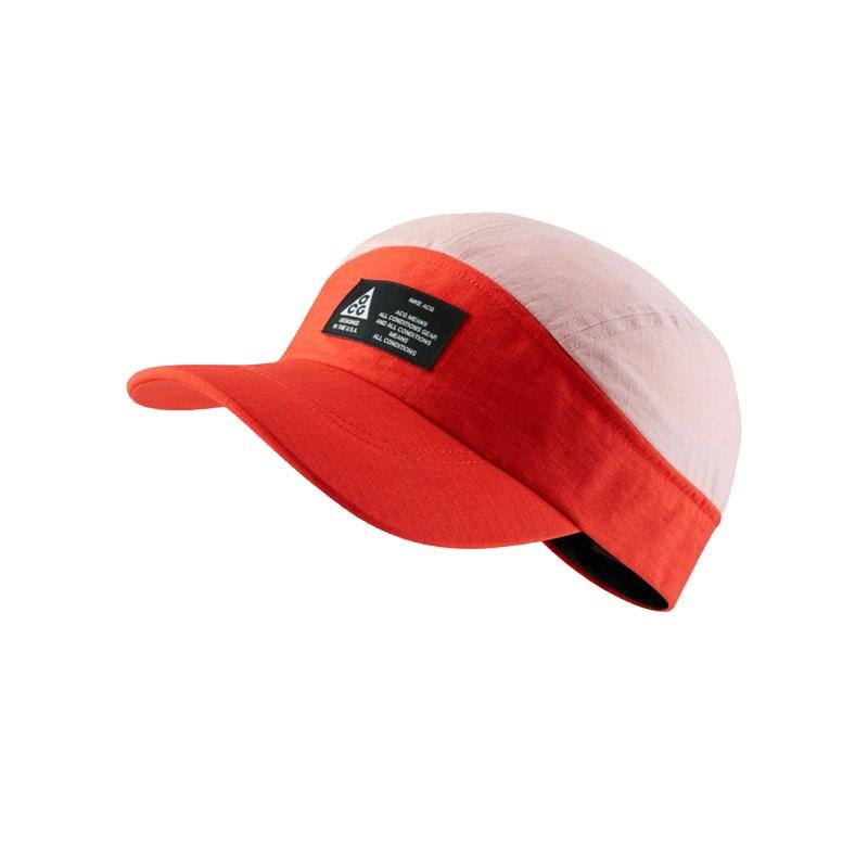 Nike ACG Tailwind Visor Cap Rot Rosa F634 - rot