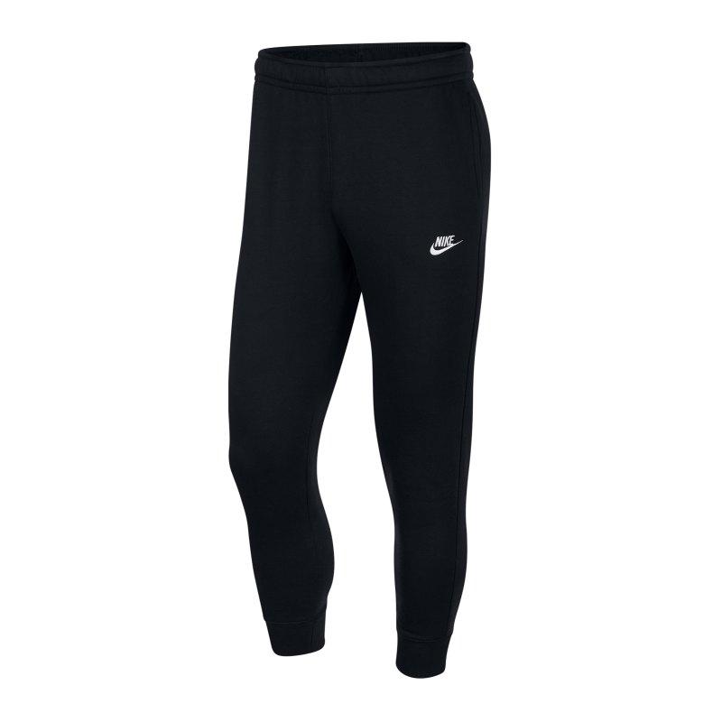 Nike Club Fleece Jogginghose Schwarz F010 - schwarz
