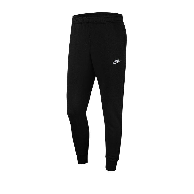 Nike Club Jogginghose Schwarz F010 - schwarz