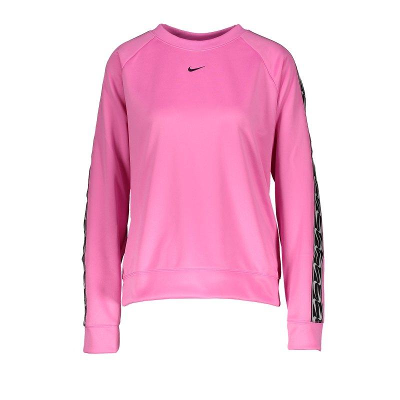 Nike Crew Logo Longsleeve Damen F610 - rot