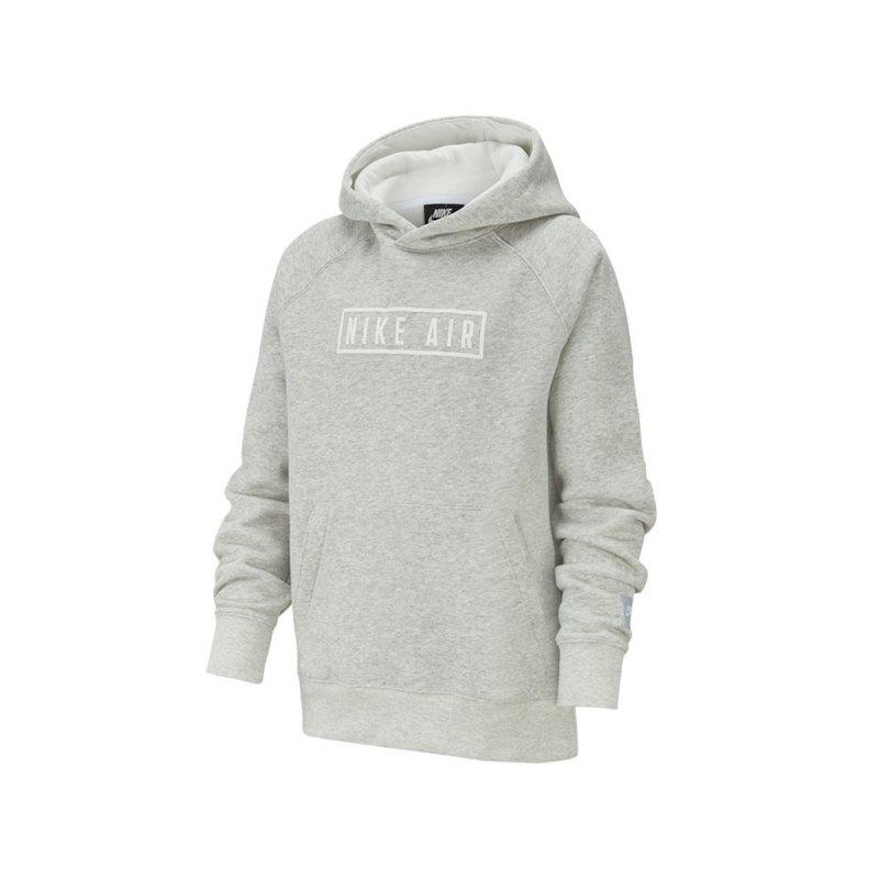 Nike Air Hoody Kapuzenpullover Kids Grau F050 - grau