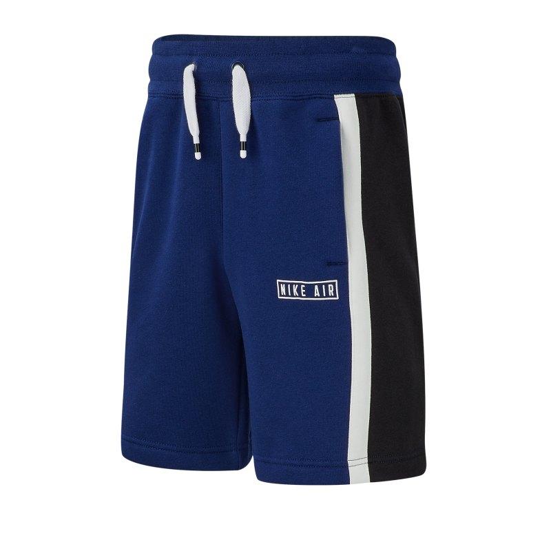 Nike Air Casual Short Kids Blau F492 - blau