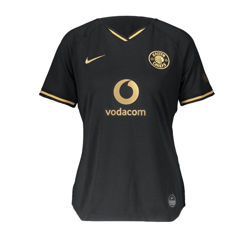 Nike Kaizer Chiefs Trikot 3rd Damen Schwarz F011 - schwarz