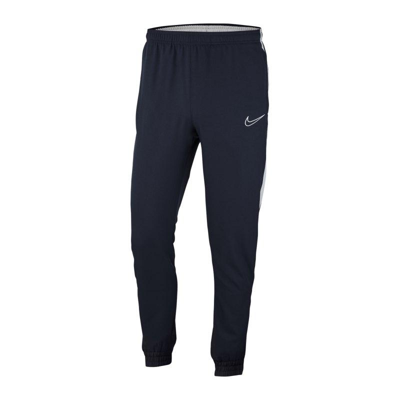 Nike Academy 19 Woven Präsentationshose Blau F451 - blau