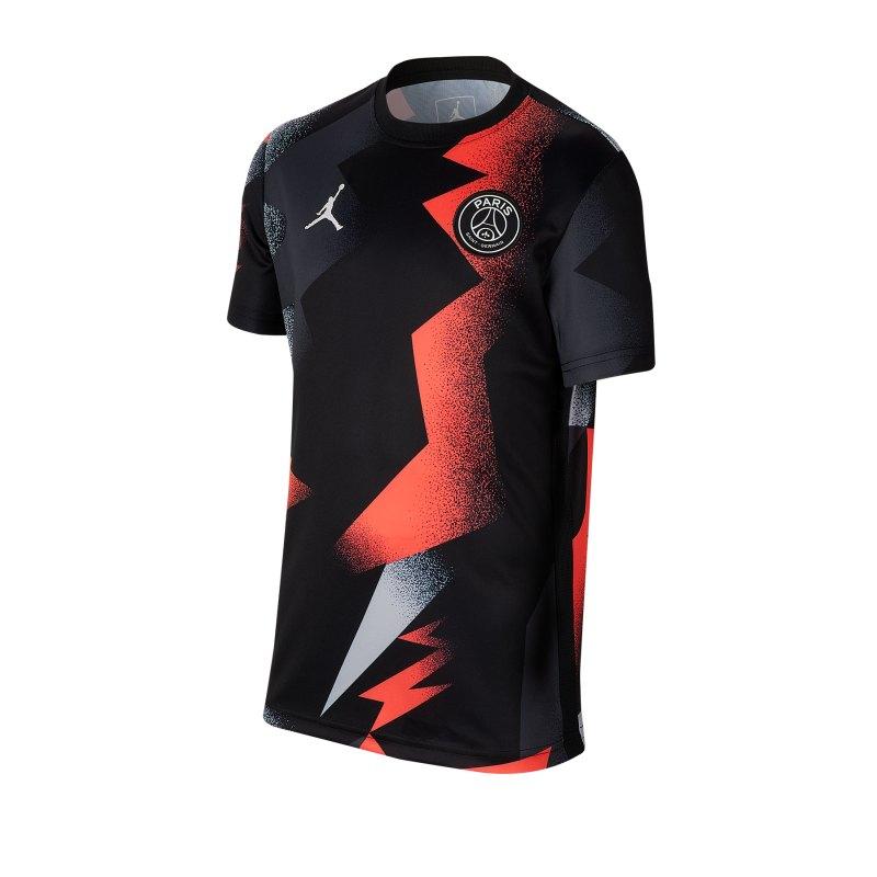 Jordan Paris St. Germain Pride T-Shirt Kids F011 - schwarz