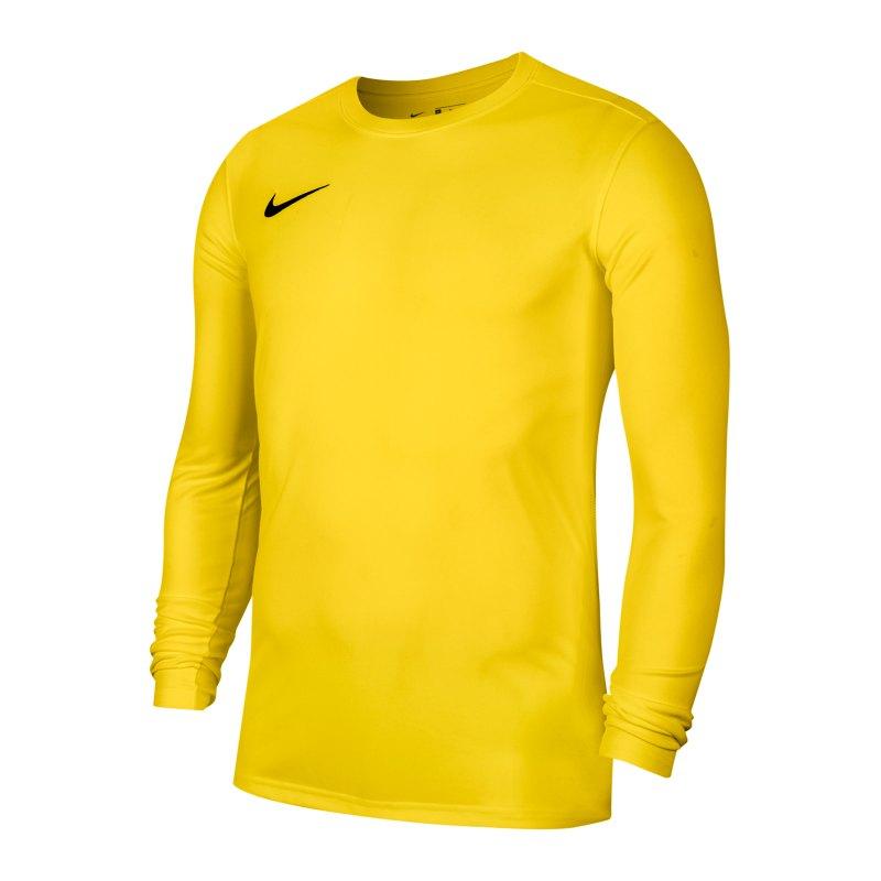 Nike Park VII Trikot langarm Gelb F719 - gelb
