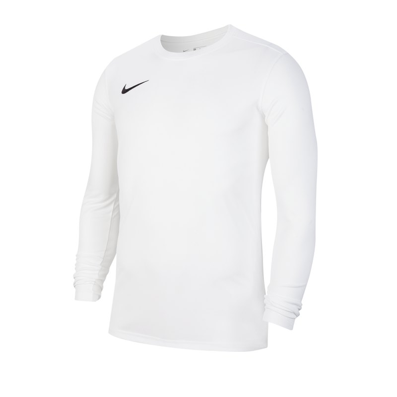 Nike Park VII Trikot langarm Weiss F100 - weiss