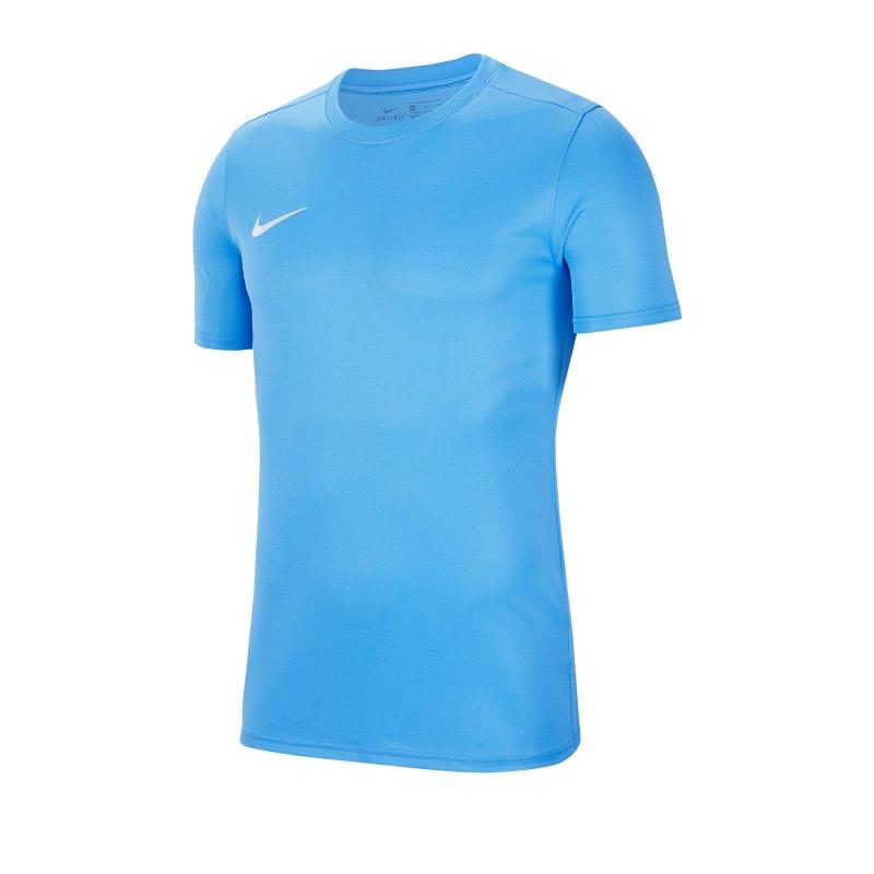 Nike Park VII Trikot kurzarm Blau F412 - blau
