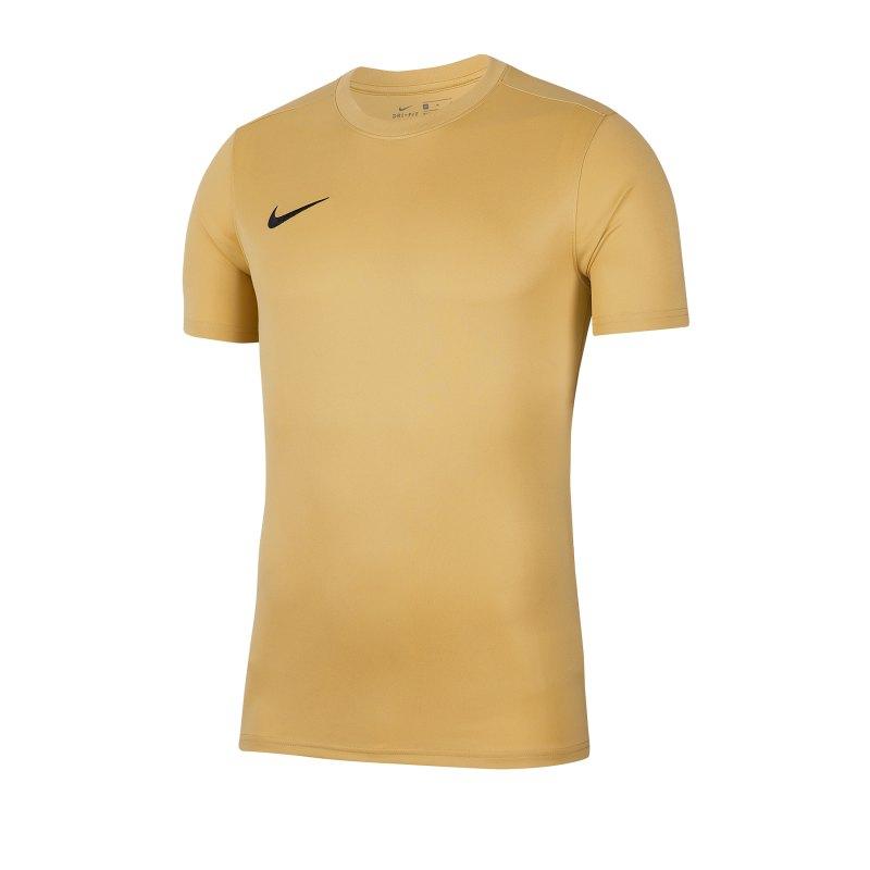 Nike Park VII Trikot kurzarm Gold F729 - gold