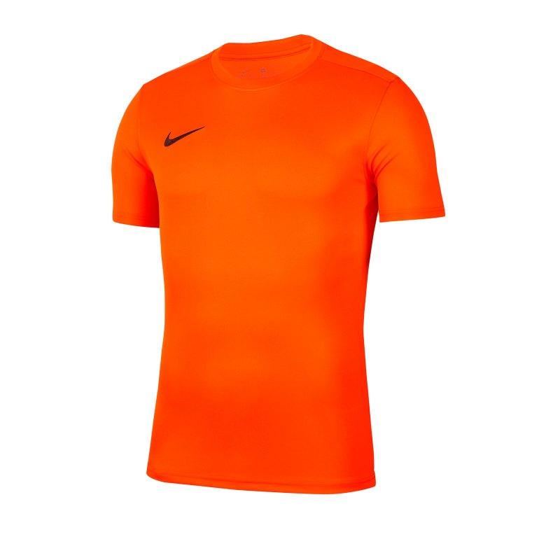 Nike Park VII Trikot kurzarm Orange F819 - orange