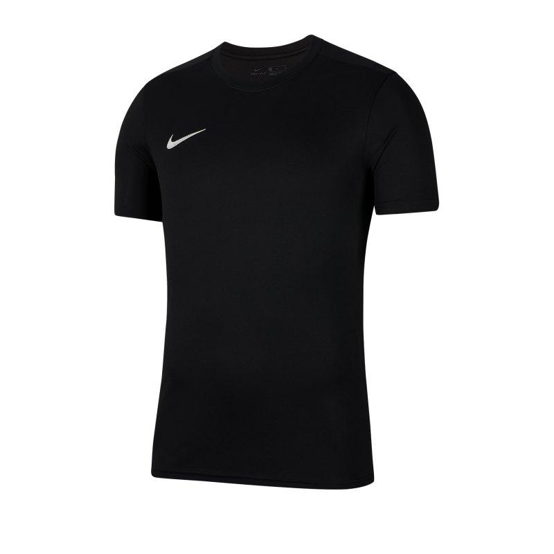 Nike Park VII Trikot kurzarm Schwarz F010 - schwarz