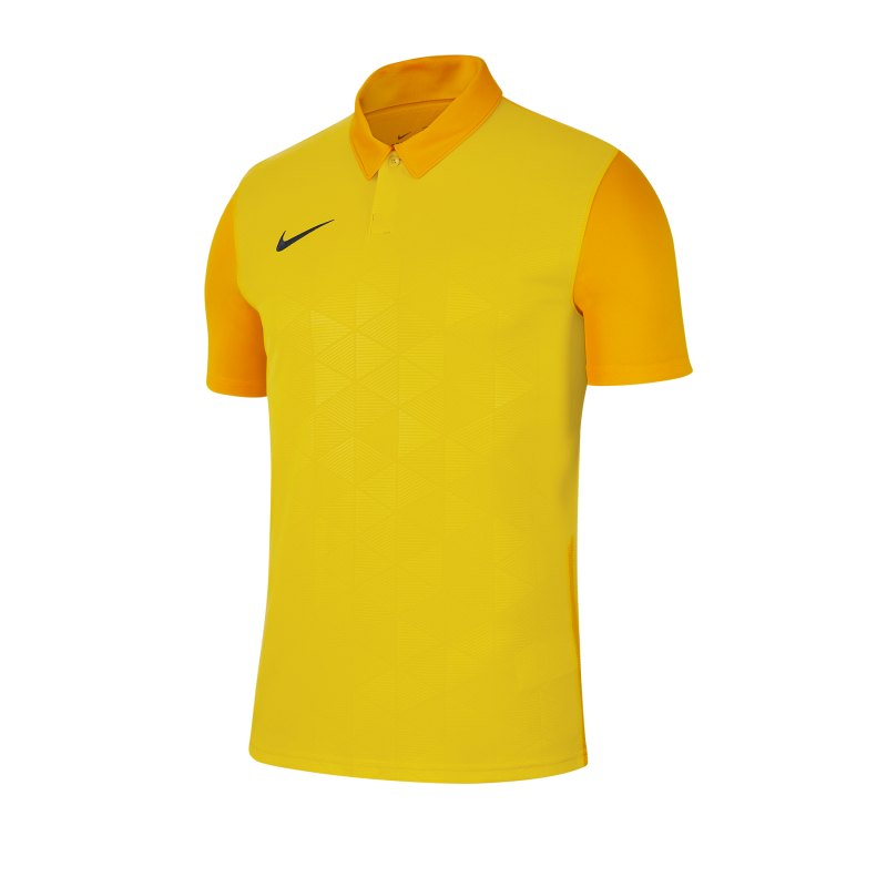 Nike Trophy IV Trikot kurzarm Gelb F719 - gelb
