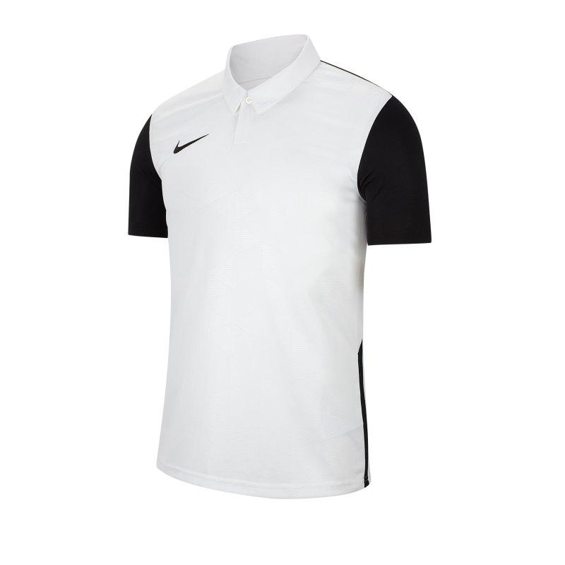 Nike Trophy IV Trikot kurzarm Weiss F100 - weiss