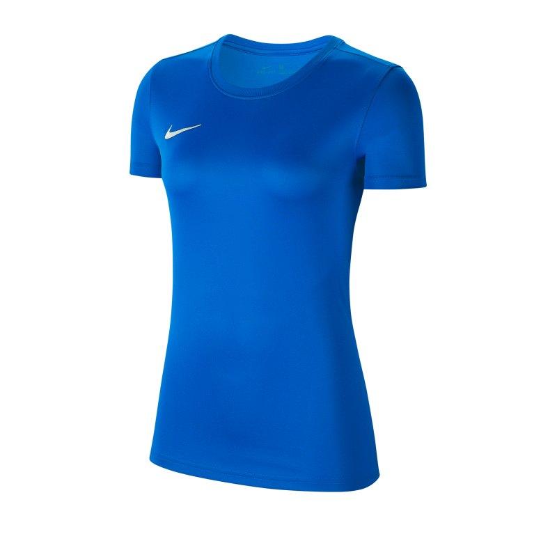 Nike Park VII Trikot Damen Blau F463 - blau