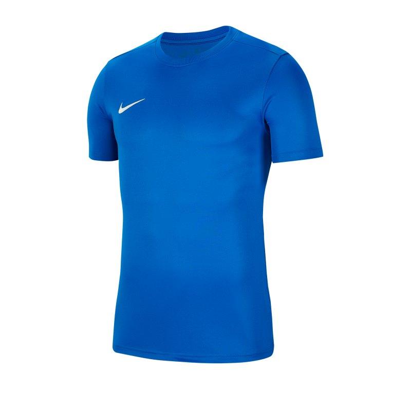 Nike Park VII Trikot kurzarm Kids Blau F463 - blau
