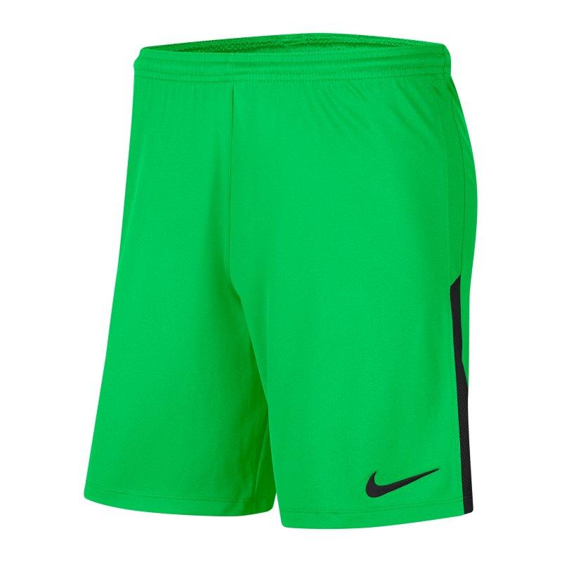 Nike League Knit II Short Grün F329 - gruen