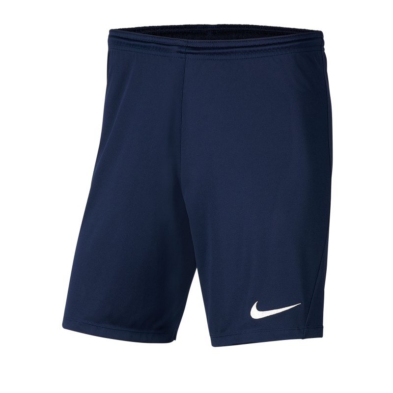 Nike Park III Short Blau F410 - blau