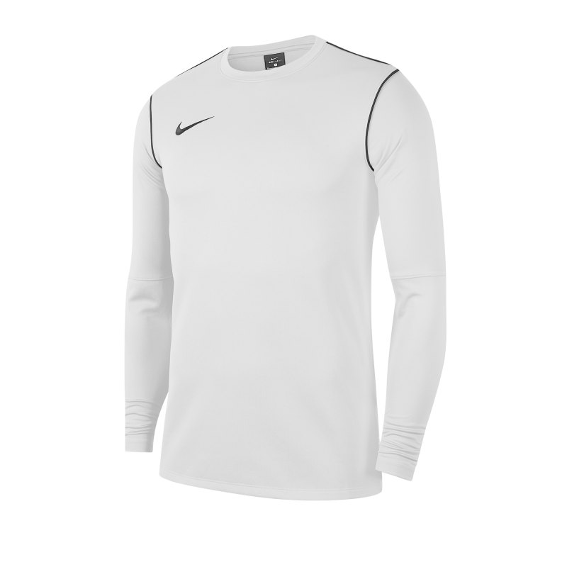 Nike Park 20 Training Sweatshirt Weiss F100 - weiss