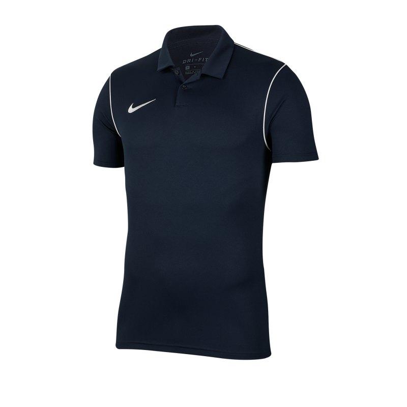 Nike Park 20 Poloshirt Blau F410 - blau