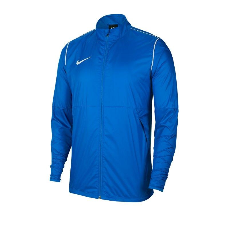 Nike Park 20 Regenjacke Blau F463 - blau