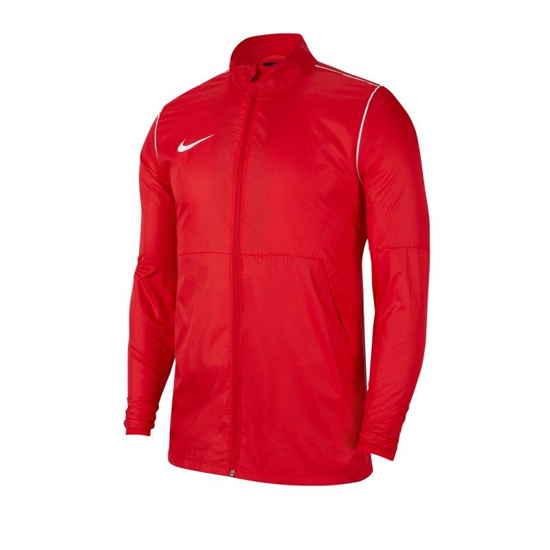 Nike Park 20 Regenjacke Rot F657 - rot
