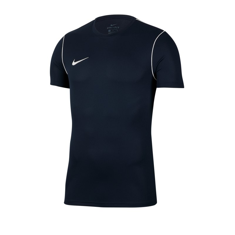Nike Park 20 Training Shirt Blau F410 - blau