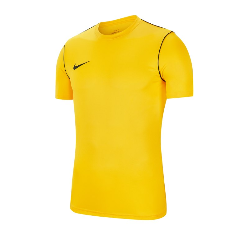 Nike Park 20 Training Shirt Gelb F719 - gelb