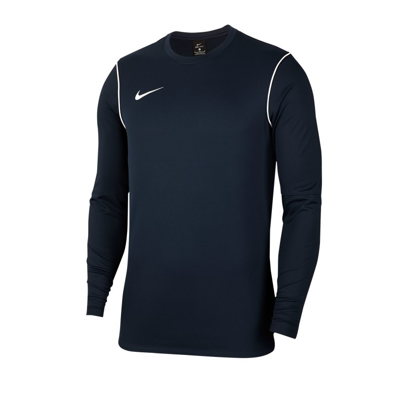 Nike Park 20 Sweatshirt Kids Blau F451 - blau