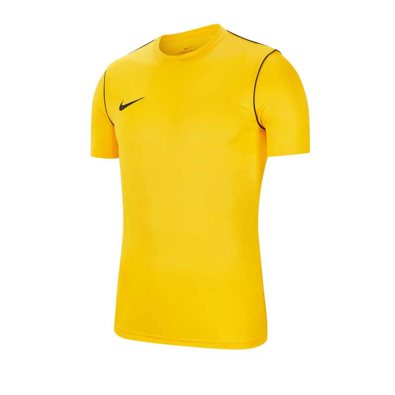 Nike Park 20 T-Shirt Kids Gelb F719 - gelb