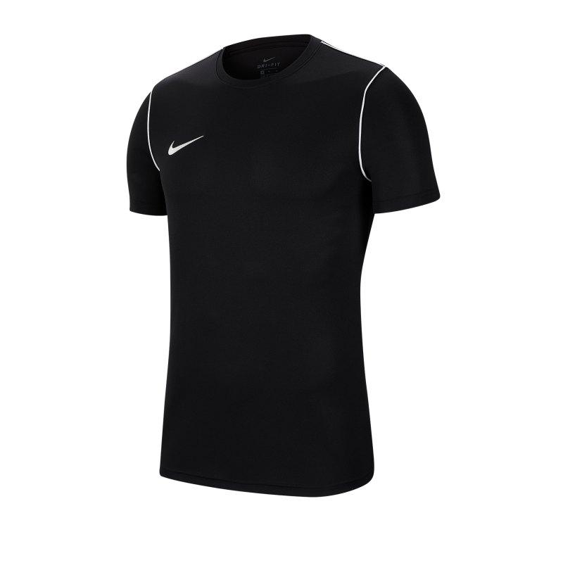 Nike Park 20 T-Shirt Kids Schwarz F010 - schwarz