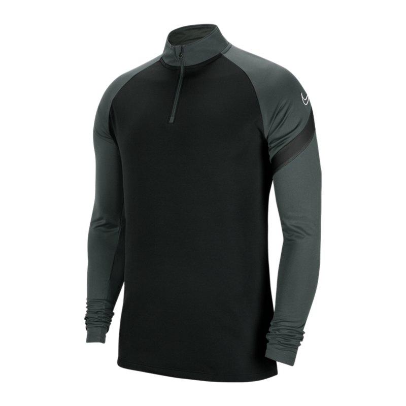 Nike Academy Pro Drill Top langarm F010 - schwarz