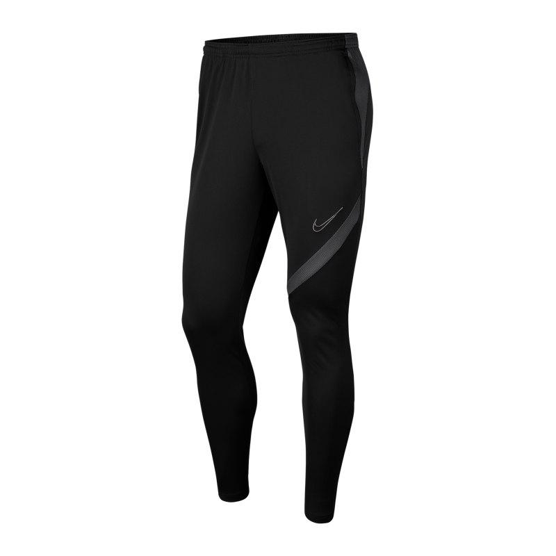 Nike Academy Pro Training Pant Schwarz F010 - schwarz