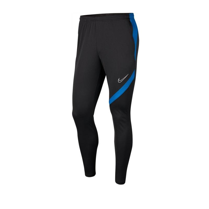 Nike Academy Pro Trainingshose Grau Blau F067 - grau