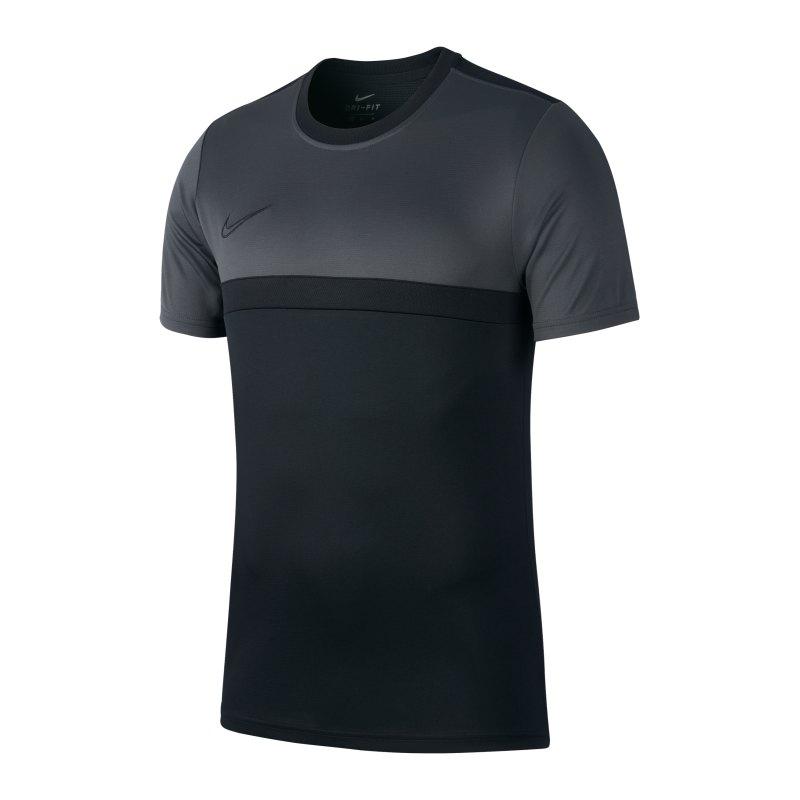 Nike Academy Pro T-Shirt Schwarz F010 - schwarz