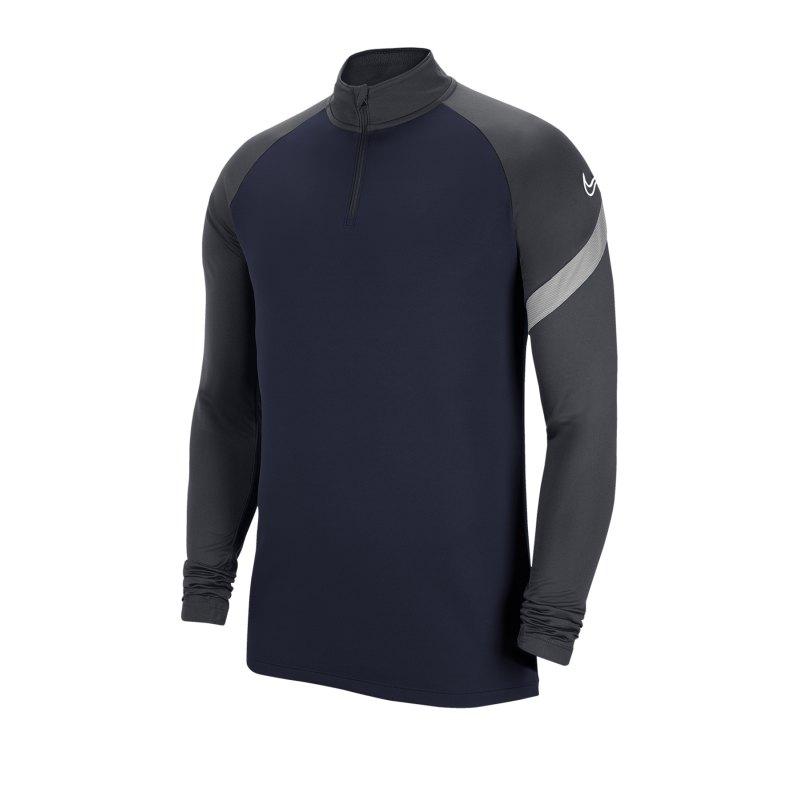 Nike Academy Pro Sweatshirt Kids F451 - blau
