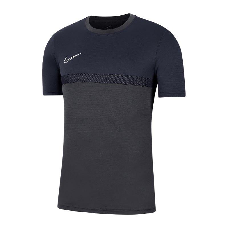 Nike Academy Pro Shirt kurzarm Kids F061 - grau