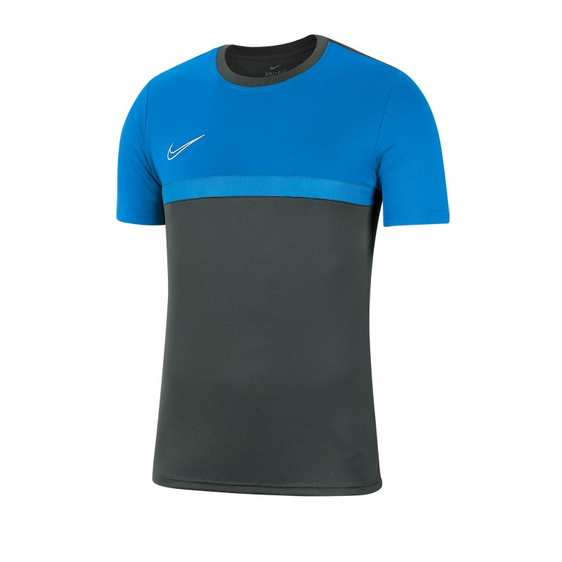 Nike Academy Pro Shirt kurzarm Kids F062 - grau