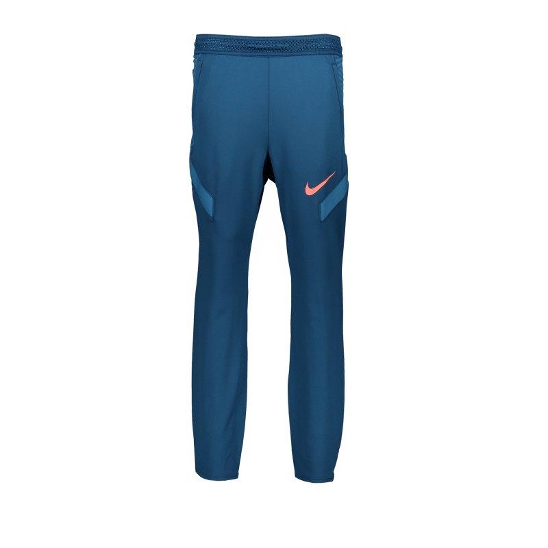 Nike Strike Trainingshose Kids Blau F432 - blau