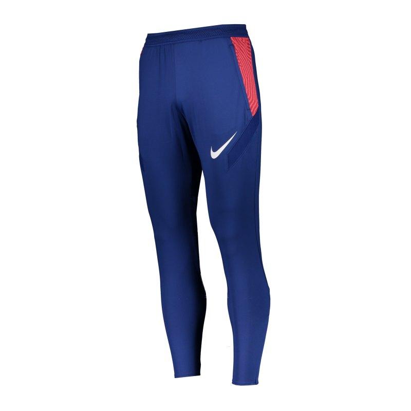 Nike Strike Trainingshose Blau F455 - blau