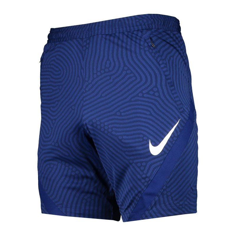 Nike Strike Short Blau F493 - blau