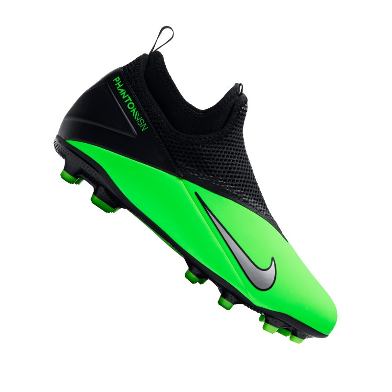 Nike Jr Phantom Vision II Future Lab II Academy DF FG Kids F306 - gruen