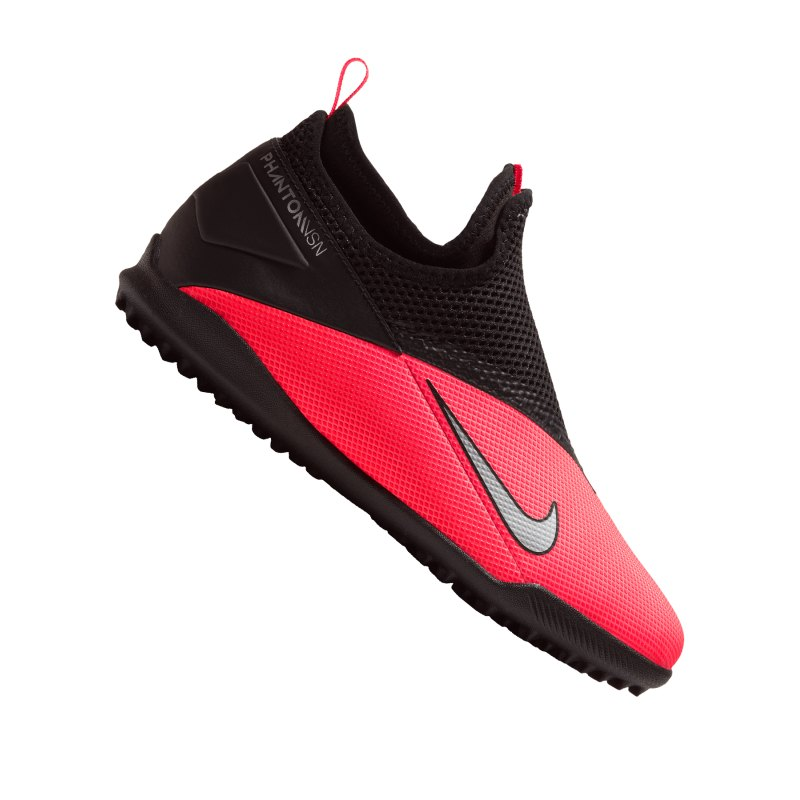 Nike Jr Phantom Vision II Academy DF TF Kids F606 - rot
