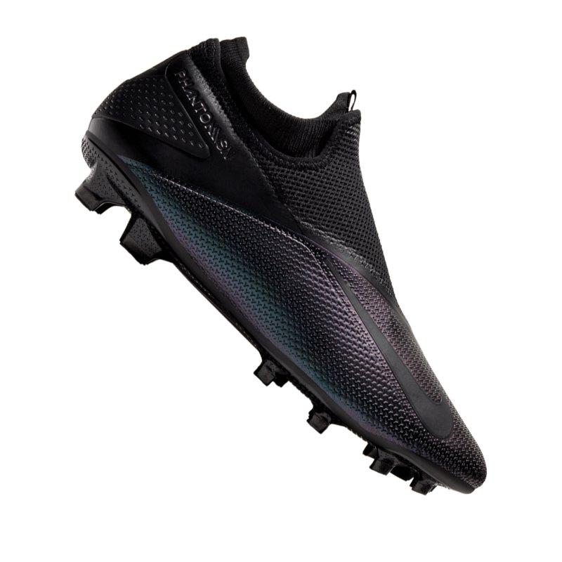 Nike Phantom Vision II Pro FG Schwarz F010 - schwarz