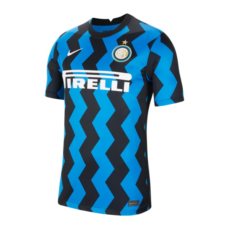 Nike Inter Mailand Trikot Home 2020/2021 Blau F414 - blau