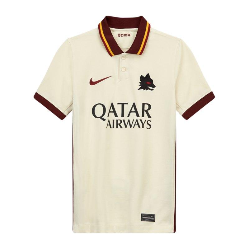 Nike AS Rom Trikot Away 2020/2021 Kids Beige F142 - beige