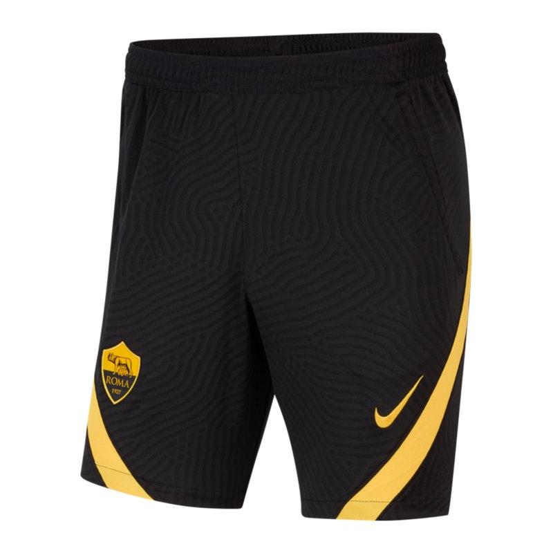 Nike AS Rom Dry Strike Short Schwarz F010 - schwarz