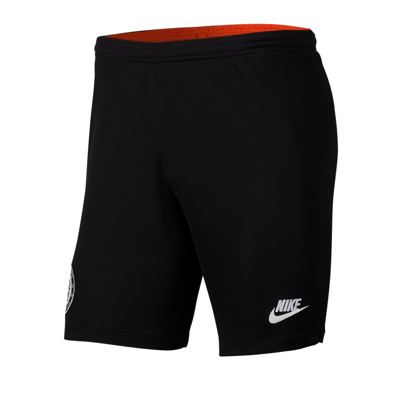 Nike FC Chelsea London Short UCL 2019/2020 Kids F010 - schwarz